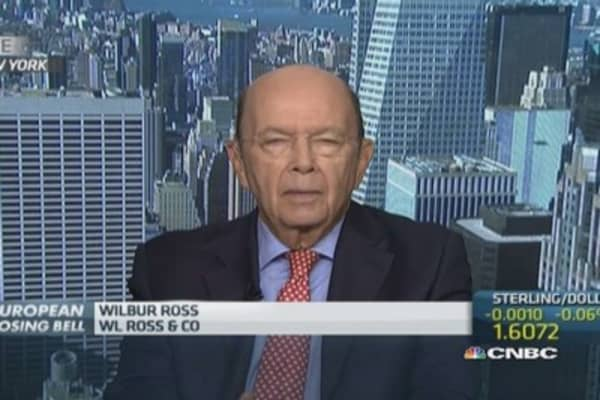 'Deflation is very tricky': Wilbur Ross