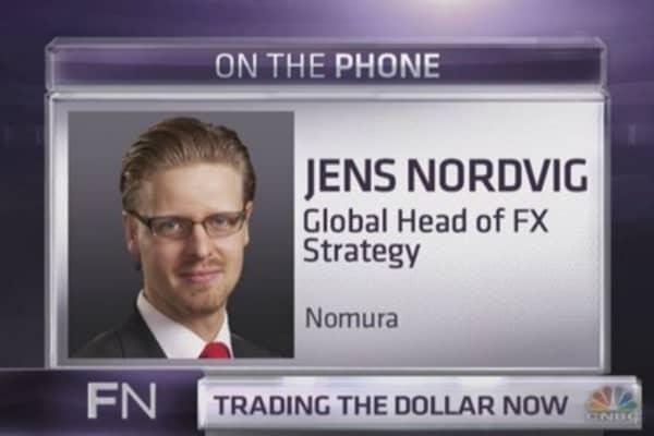 Dollar will keep rallying: Nomura's Jens Nordvig