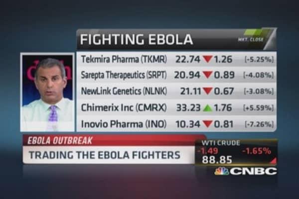 The Ebola drug playbook