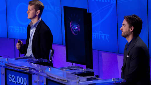 Three years after 'Jeopardy,' IBM gets serious about Watson