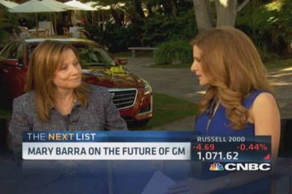 Barra on auto industry: Big changes coming