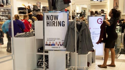 Jobs employment unemployment jobless claims