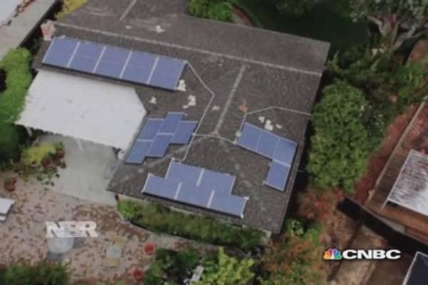 Residential solar heats up
