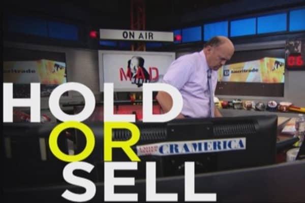 Buyable dip? Cramer's take may surprise you