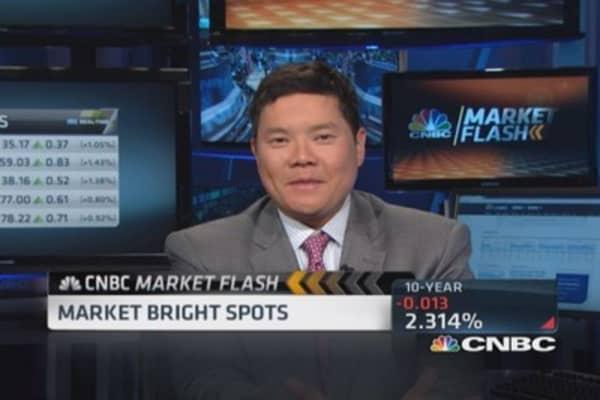 Market bright spots