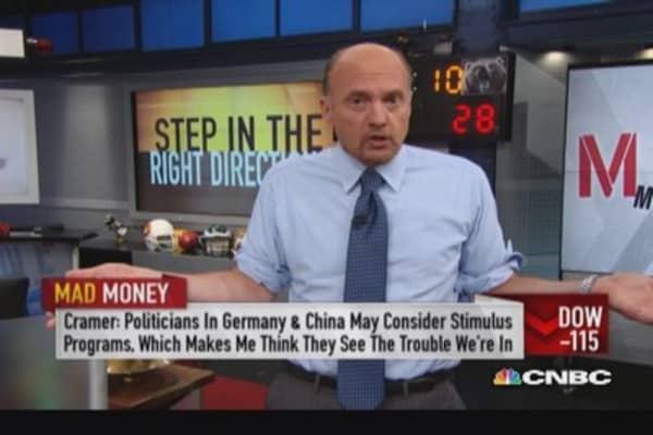Multitude of worries worth fretting over: Cramer