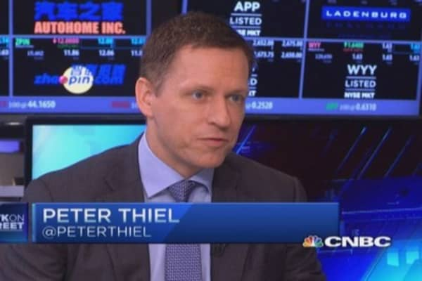 Thiel & Andreessen agree about Icahn