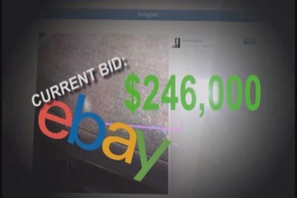 Bling, bling! Russian student selling crystallized Mercedes on eBay