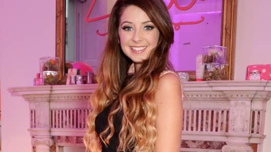 YouTube star Zoella