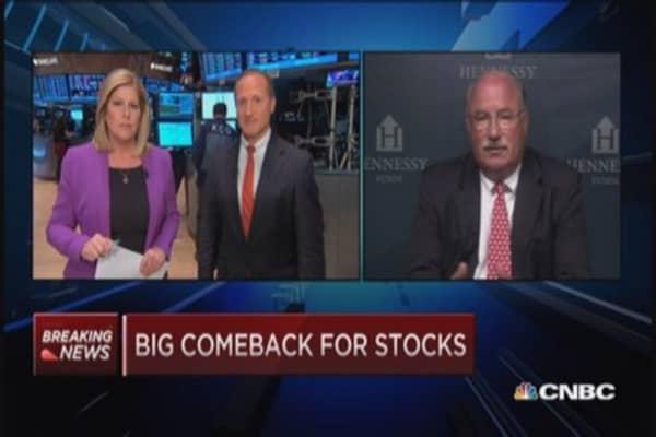 Stay the course, still bull market: Pro