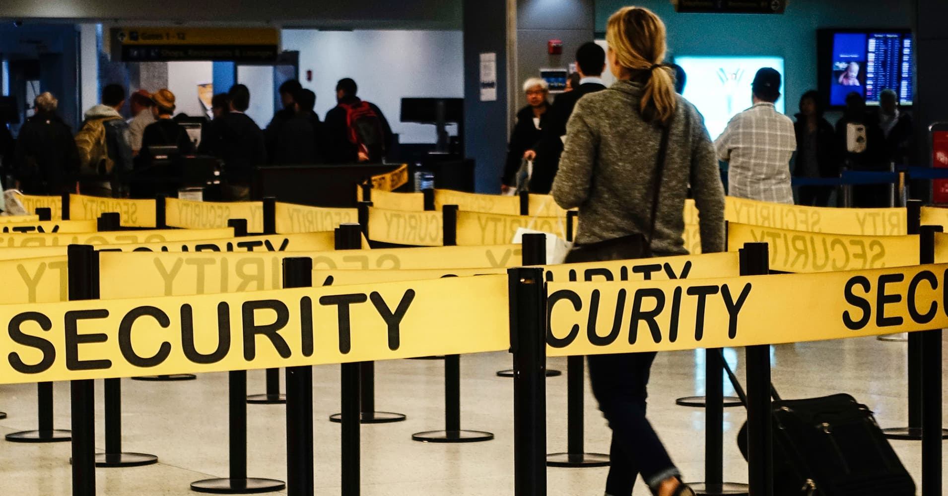 Your days of getting TSA pre-check for free are numbered