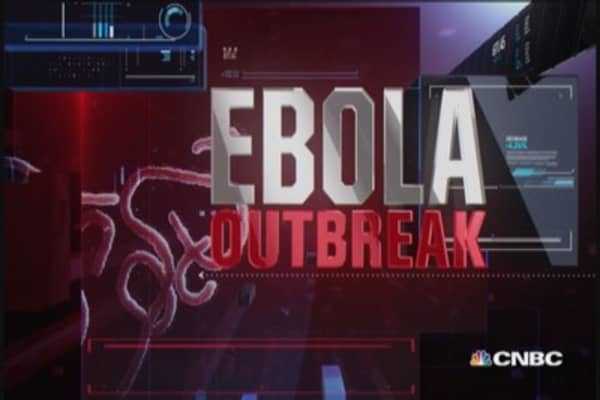 CDC tracking Ebola virus