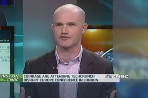 Bitcoin is better than the dollar: Coinbase