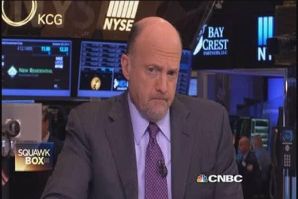 Cramer: IBM cannibalizing itself