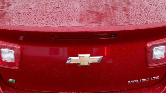 General Motors GM Chevy Chevrolet