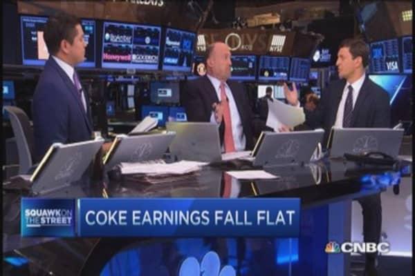 Cramer: Coke not well run company