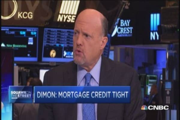 Cramer: Great time to refinance
