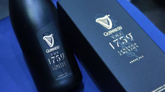 Guinness 1759 Limited Edition Amber Ale