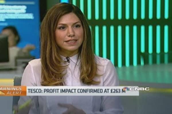 Tesco profits crash as overstatement worsens