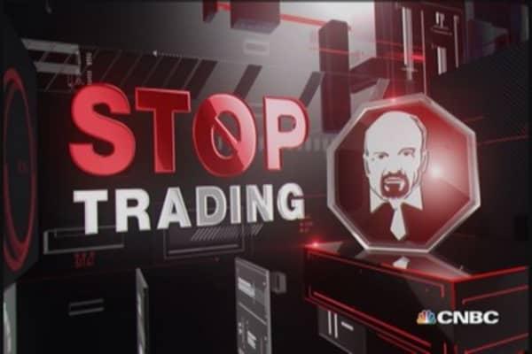 Cramer's Stop Trading: Yahoo & Alibaba