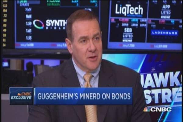 Guggenheim Minerd's bond view