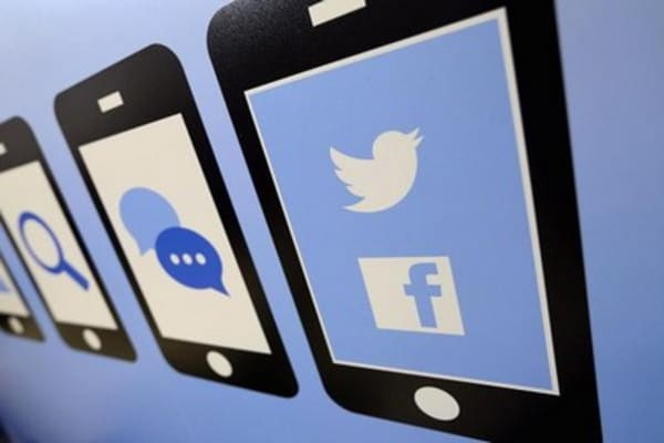 Tracking Facebook & Twitter