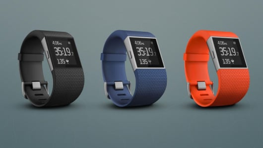 Fitbit Surge watches