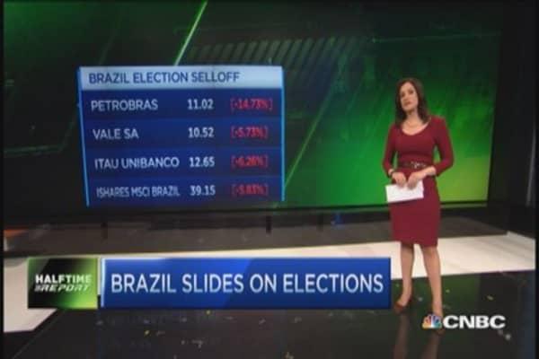 Brazil's big move