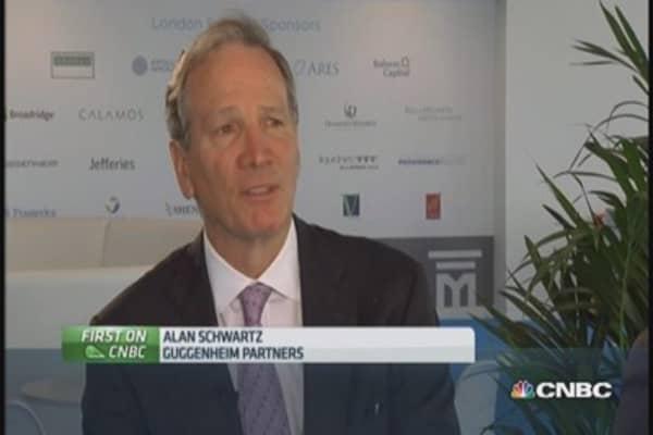Ex-Bear Sterns CEO keen on EU assets
