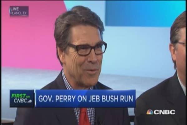 Rick Perry: Preparing for 2016 presidential run