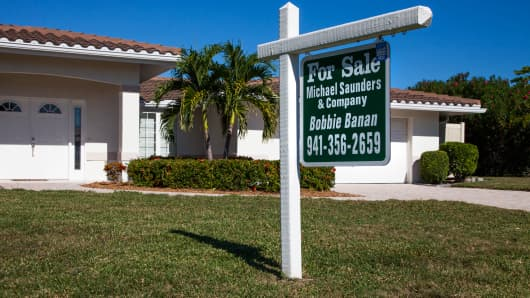 A house for sale in Sarasota, Florida