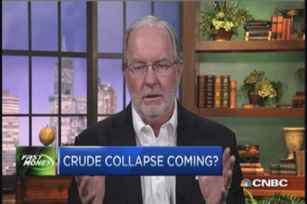Gartman: Crude the new whale oil
