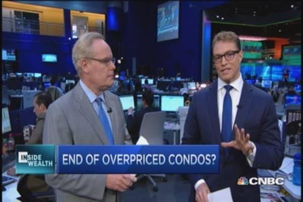 High-end condo concerns