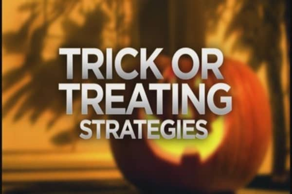 Trick or treating strategies
