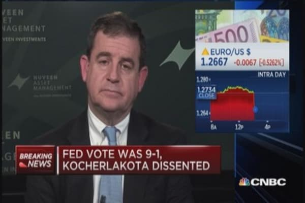 Fed less important for stocks: Bob Doll
