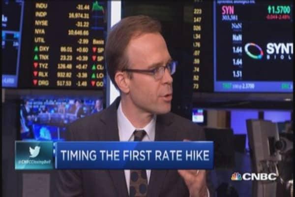 Fed on 'hawkish' side: Hatzius