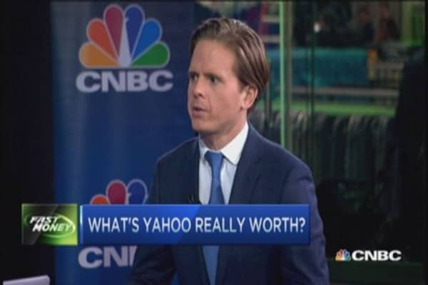 What's Yahoo really worth?