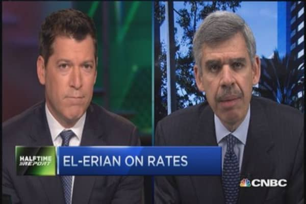 El-Erian: QE effective in buying time