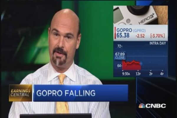 4 Stocks, 4 trades: GPRO, SBUX, GRPN & EXPE