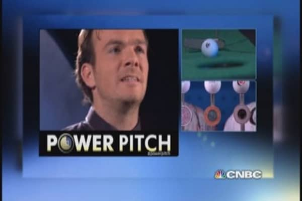 Power Pitch Revisits OnCore Golf