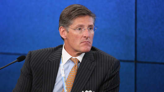 Michael Corbat, chief executive officer of Citigroup Inc.