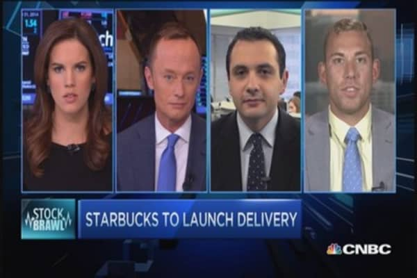 Starbucks brawl: Don't bet against Howard Schultz