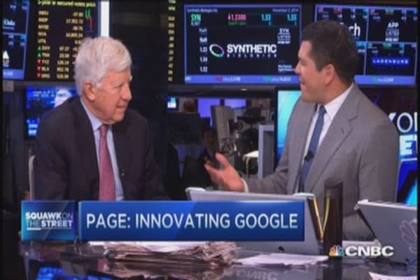 Google's next big innovation: Itself?