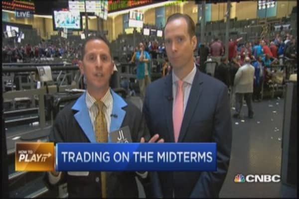 Trader: Buying puts on XLV should prove profitable