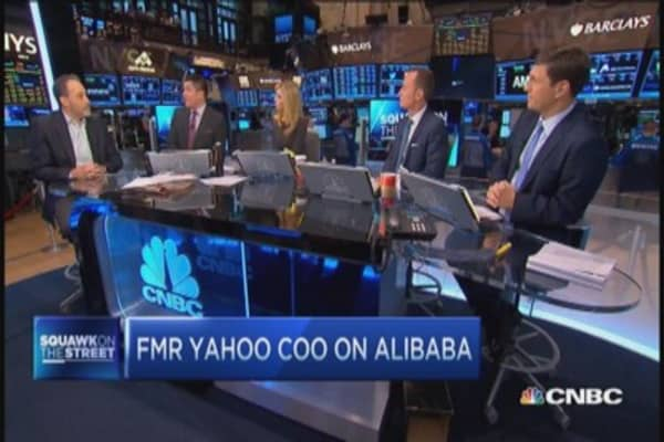 Don't bet against Alibaba: Chegg CEO