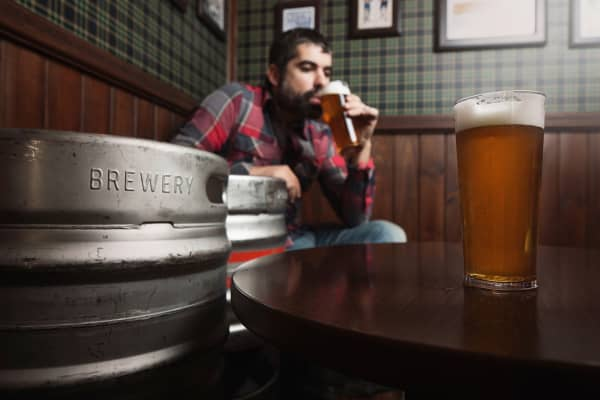 Millennial craft beer