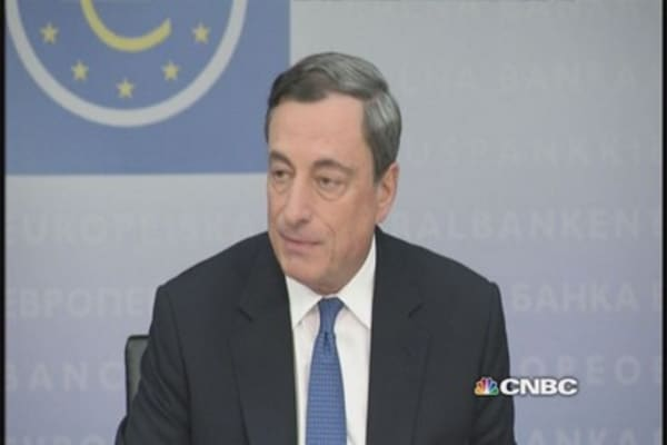 ECB will take further measures if needed: Draghi