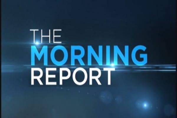 Investors await October jobs report