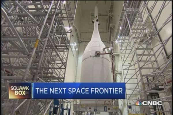 Orion to launch $15 billion space capsule