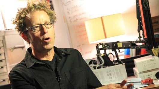 Ken Goldberg professor University of California Berkely.